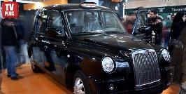 لندن تاکسی در ایران رونمایی شد/قدم نورسیده سه برند سرشناس خودروسازی دنیا در نمایشگاه بین المللی تهران