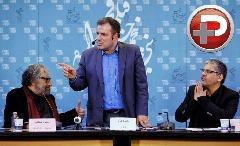 درگیری لفظی مسعود کیمیایی و پولاد با تهیه کننده قاتل اهلی/در غیبت پرویز پرستویی، نشست خبری آخرین فیلم کیمیایی به جاهای باریک کشیده شد/اختصاصی تی وی پلاس