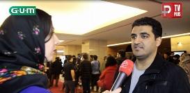 تهیه کننده سریال عاشقانه:شهرزاد 2 را رقیب نمی دانم/از جایی ضربه خوردیم که فکرش را هم نمی کردیم/در حاشیه سی و پنجمین جشنواره فیلم فجر