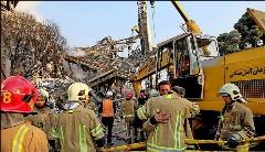 حمله ناجوانمردانه به آتشنشانان قربانی حادثه پلاسکو: ادعای مسلمانی می کنید و از جان باختنشان ابراز خوشحالی؟!