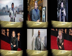نیکی کریمی،الناز شاکردوست،سارا بهرامی یا  امیر آقایی ؟/بزرگترین ماراتن سال در انتخاب خوش استایل ترین ستاره فرش قرمز جشنواره فیلم فجر/قسمت چهارم روز پنجم و ششم جشنواره