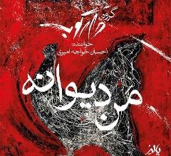 """موزیک جدید از گروه دارکوب با صدای احسان خواجه امیری به نام """"منه دیوانه"""" را از تی وی پلاس بشنوید و دانلود کنید"""