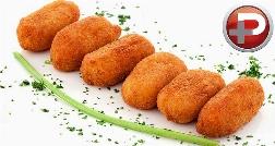 یک غذای عالی و خوشمزه که حتی بچه ها هم عاشقش می شوند/ آموزش تهیه کتلت مرغ و سیب زمینی پنیری