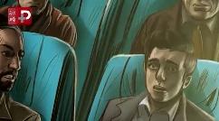 ویدیویی از لحظه دستگیری عبدالمالک ریگی، سرکرده گروهک تروریستی در ایران/ عملیات پیچیده دستگیری شرور دست پرورده آمریکا/ موشن کمیک آخرین پرواز کرکس - قسمت آخر
