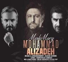 """موزیک جدید محمد علیزاده به نام """"مثل مرگ"""" را از تی وی پلاس بشنوید ودانلود کنید"""