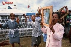 رقص با مردگان، غیر انسانی ترین جشن دنیا!