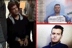 محاکمه عامل قتل عام اراک / حرف های عجیبی که قاتل در جلسه دادگاه گفت؟+فیلم