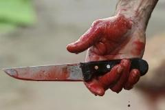 ضرب و شتم زن جوان در خیابان توسط دزدی که به دام افتاد+فیلم