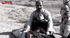 مدافع حرم ایرانی از کُشتن چهل داعشی با اسلحه اش می گوید: از ترس شان این اَنگ ها را به ما می بندند/بهتر است در خانه هایشان بنشینند و جنگ را نگاه کنند/تصاویری اختصاصی از خط مقدم جنگ در موصل