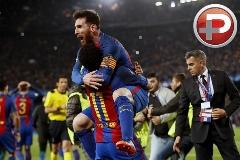 خلاصه بازی بارسلونا - پاری سن ژرمن/ گلادیاتورهای بارسا ستاره های پاریس را به خاک و خون کشیدند