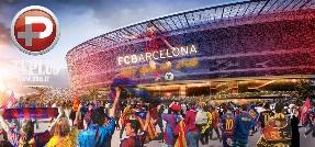 گرانقیمت ترین سوپراستارهای دنیا در این ساختمان لاکچری و زمین فوتبالش مشهور شدند/ معبد خدایان مستطیل سبز، پا جای پای مسی، رونالدو و نیمار؛ گزارش هیجان انگیز تی وی پلاس از نیوکمپ بارسلونا؛ بزرگ ترین استادیوم اروپا