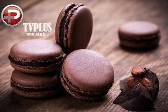 این کوچولوهای خوشمزه تو دنیا کلی طرفدار دارند؛ آموزش تهیه ماکارون از نوع جذاب شکلاتی