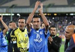 خداحافظی رضا عنایتی از دنیای فوتبال