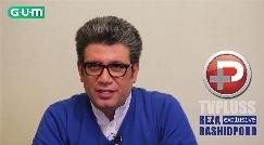 رضا رشیدپور غیرمنتظره ترین کلمات درباره عباس جدیدی را به زبان آورد/چطور میشود عادل فردوسی پور یک هفته منفور است,یک هفته محبوب؟/مجری تلویزیون ایران از دچار شدن آدم ها به قضاوت می گوید