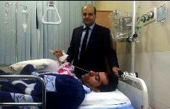 عجیب ترین و بزرگ ترین عمل جراحی ایران در شیراز انجام شد/ پیوند دست به پا!
