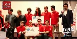 فرزاد حسنی میلیونر شب سوپرلاکچری خیابان فرشته را انتخاب کرد/ال جی و جایزه هایش غوغا کردند
