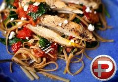 این غذا را یک بار درست کنید، غذای هر هفته تان می شود/ آموزش تهیه مرغ تنوری و برشته با پاستای مدیترانه ای که شیفته اش می شوید