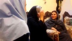 """سحر دولتشاهی به دنبال آزادی """"رعنا"""""""