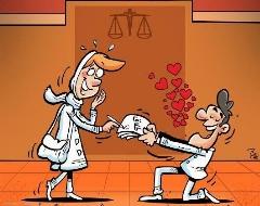 عاشقانه ترین طلاق دنیا در ایران!