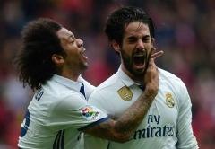 خلاصه بازی: اسپورتینگ خیخون ۲-۳ رئال مادرید