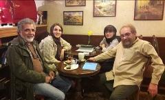 همسر جوان مسعود فراستی دردسر بزرگ همسر بهروز افخمی: کاربران اینستاگرام داعشی هستند!