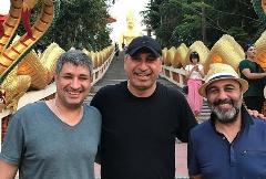 رضا عطاران و حمید فرخ نژاد در تایلند زیر ذره بین کیهان