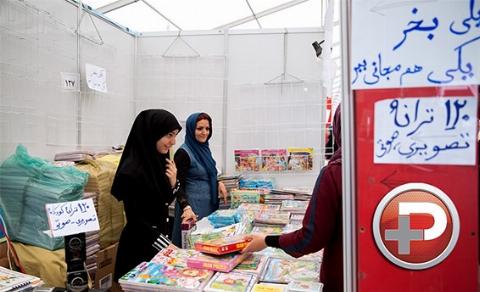نمایشگاه بین المللی کتاب و نظرات غرفه داران در دومین روز برگزاری/ویدیوی اختصاصی تی وی پلاس