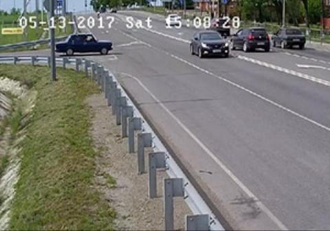 تصادف قابل پیشگیری یک خودرو با دوچرخه