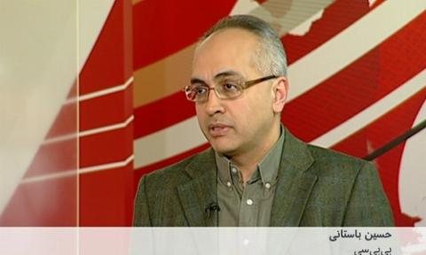 انتقاد بی بی سی فارسی از حضور ضعیف روحانی و جهانگیری در مناظره دوم