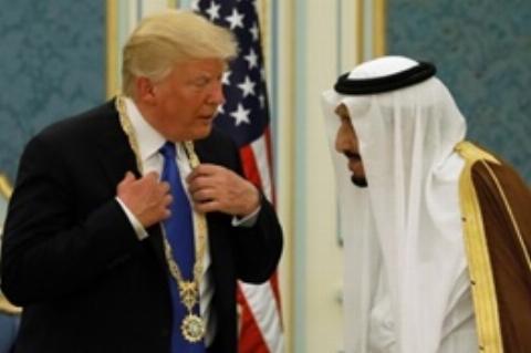 رقص شمشیر ترامپ و شاهزادههای سعودی