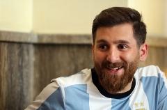 دعوت اختصاصی مسی آرژانتینی از یک ایرانی برای رفتن به بارسلونا