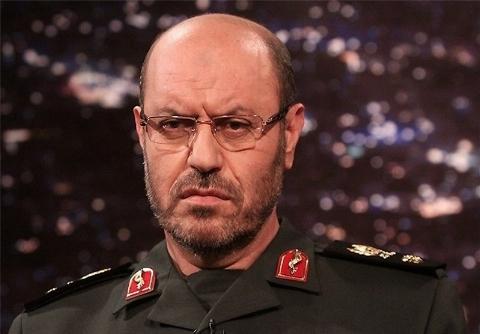 پاسخ کوبنده وزیر دفاع به سوال مسخره شبکه المنار