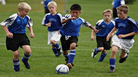 مهارتهای تماشایی کودکان فوتبالیست