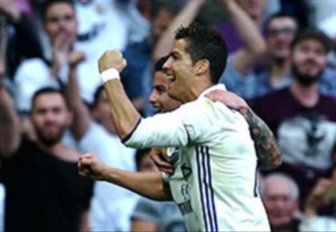 رئال مادرید ۴ - ۱ سویا؛ ۴ امتیاز تا قهرمانی، با درخشش رونالدو و ناچو