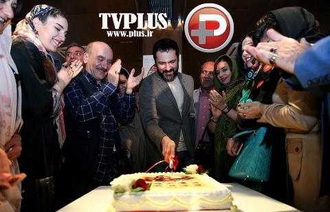مهمانی پُرستاره سینمایی ها در میدان تجریش به صرف کیک و آشوب/ اکران خصوصی فیلم پربازیگر آشوب در سینما ارگ/ اختصاصی تی وی پلاس