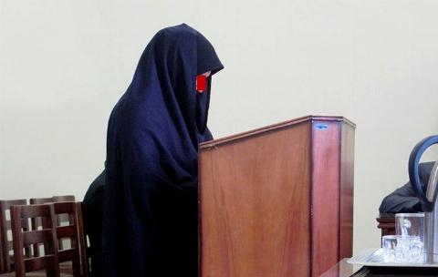 انتقال زنی که شوهرش را تکه تکه کرد به بیمارستان روانی