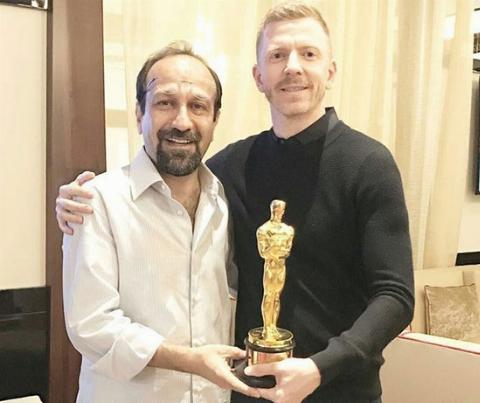 اصغر فرهادی باز هم سوژه رسانه ها شد/ حاشیه های جشنواره کن با حضور کارگردان ایرانی