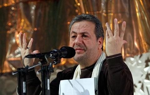 حرف های زشت کارگردان قلاده های طلا به روحانی و شجریان: دولت دستش خالیست و آویزان یک سرطانی شده