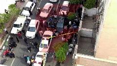 مردی که به دست زنش در حمام خانه تکه تکه شد/ محله پیروزی شاهد قتلی هولناک و فجیع بود