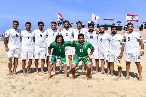 خلاصه فوتبال ساحلی ایران 1-1 تاهیتی (پنالتی 2-3)/ پنالتی نزن ها فینالیست نشدند!