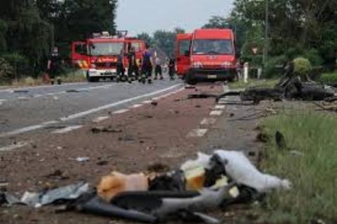 دو تصادف و سه کشته به خاطر مسابقه موتورسواری