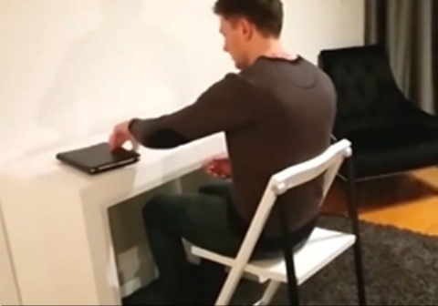 خلاقیت در طراحی میز و صندلی