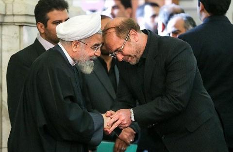 گل دقیقه نودی روحانی به قالیباف/ لوله کردن سیاسی/ ارتقاء گازانبر به لوله/ برنده مناظره سوم که بود؟
