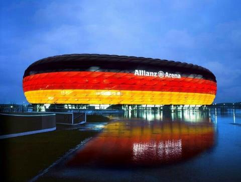 زیباترین ورزشگاه های دنیای فوتبال
