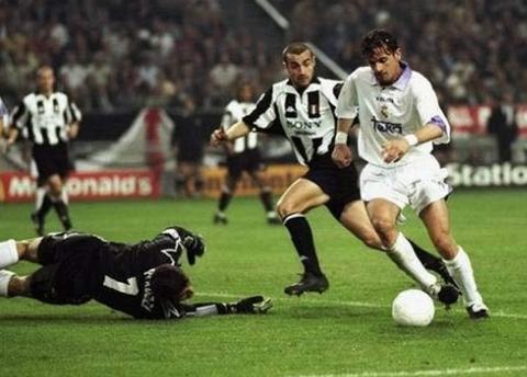 بازی خاطره انگیز رئال مادرید 1-0 یوونتوس (فینال 1998)
