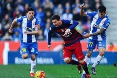 خلاصه بازی اسپانیول 0-3 بارسلونا/بازگشت به صدر جدول با پیروزی در دربی کاتالونیا