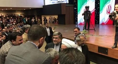 تفقد ويژه رييس جمهور از «ميرزا آقا»، پيرمرد اردبيلی که تصویر او در کمپین انتخاباتی روحانی جهانی شد