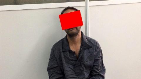 فیلم گفتگو با مردی که پس از کتک زدن زنش در یک ماجرای وحشتناک گرفتار شد