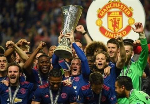 جشن قهرمانی منچستریونایتد در لیگ اروپا/ شیاطین سرخ قهرمان لیگ اروپا شدند