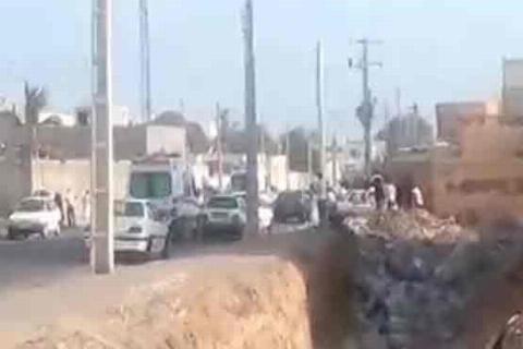 درگیری خونین ماموران اطلاعات و ناجا با گروهک تروریستی انصار الفرقان در چابهار